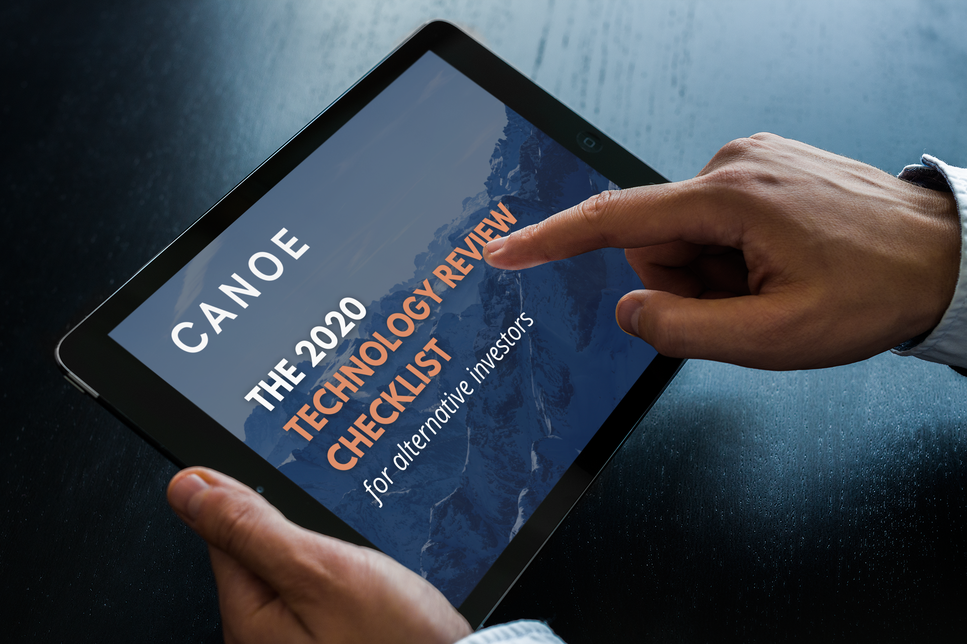 Canoe 2020 Year End Tech Review Checklist Download for Alternative Investors